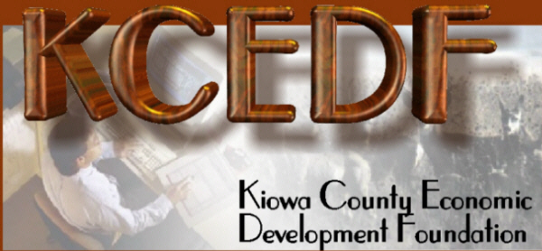 Kiowa County Economic Development Foundation (KCEDF) is a non-profit corporation dedicated to the managed growth and development of Kiowa County and the welfare of its residents.